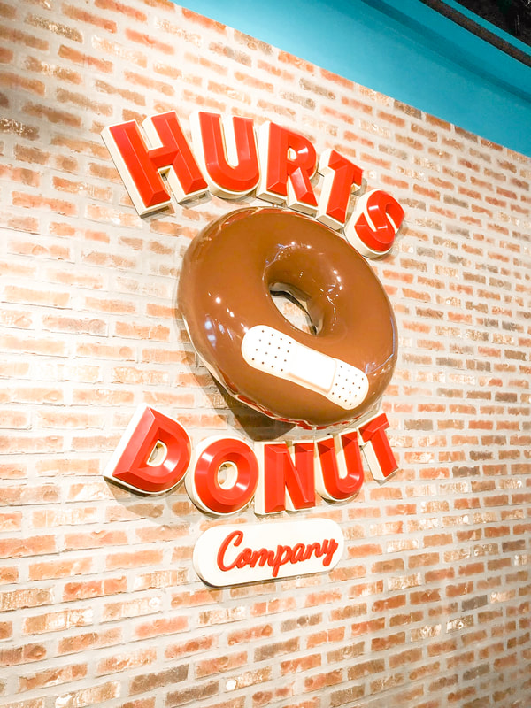 THANKFUL FOR: HURTS DONUT CO.